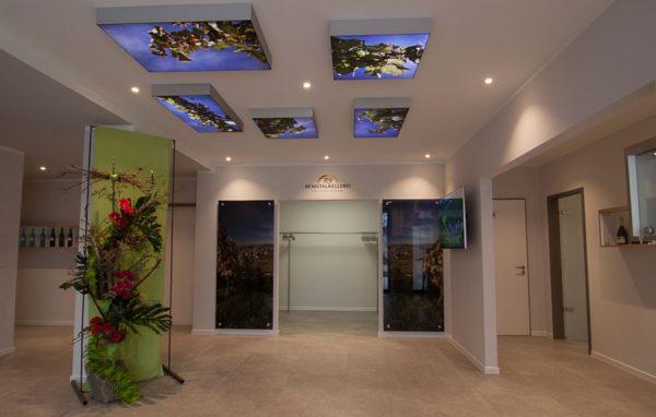 Eingangsbereich Beleuchtung