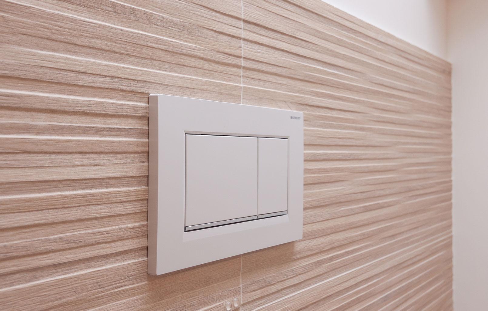 Vaihingen Innenarchitektur Lichtschalter