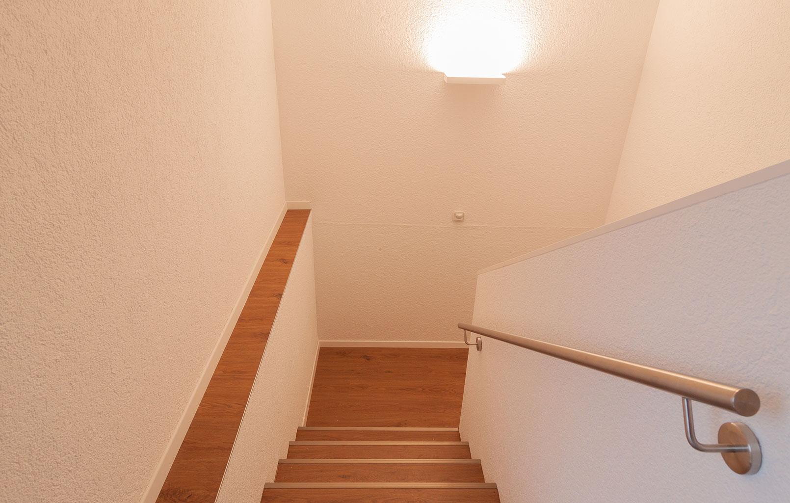 Vaihingen Innenarchitektur Treppe