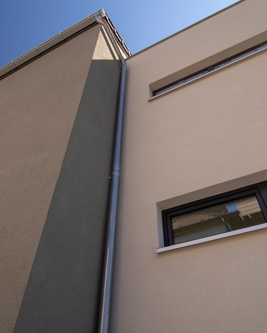 Außen Architektur Vaihingen