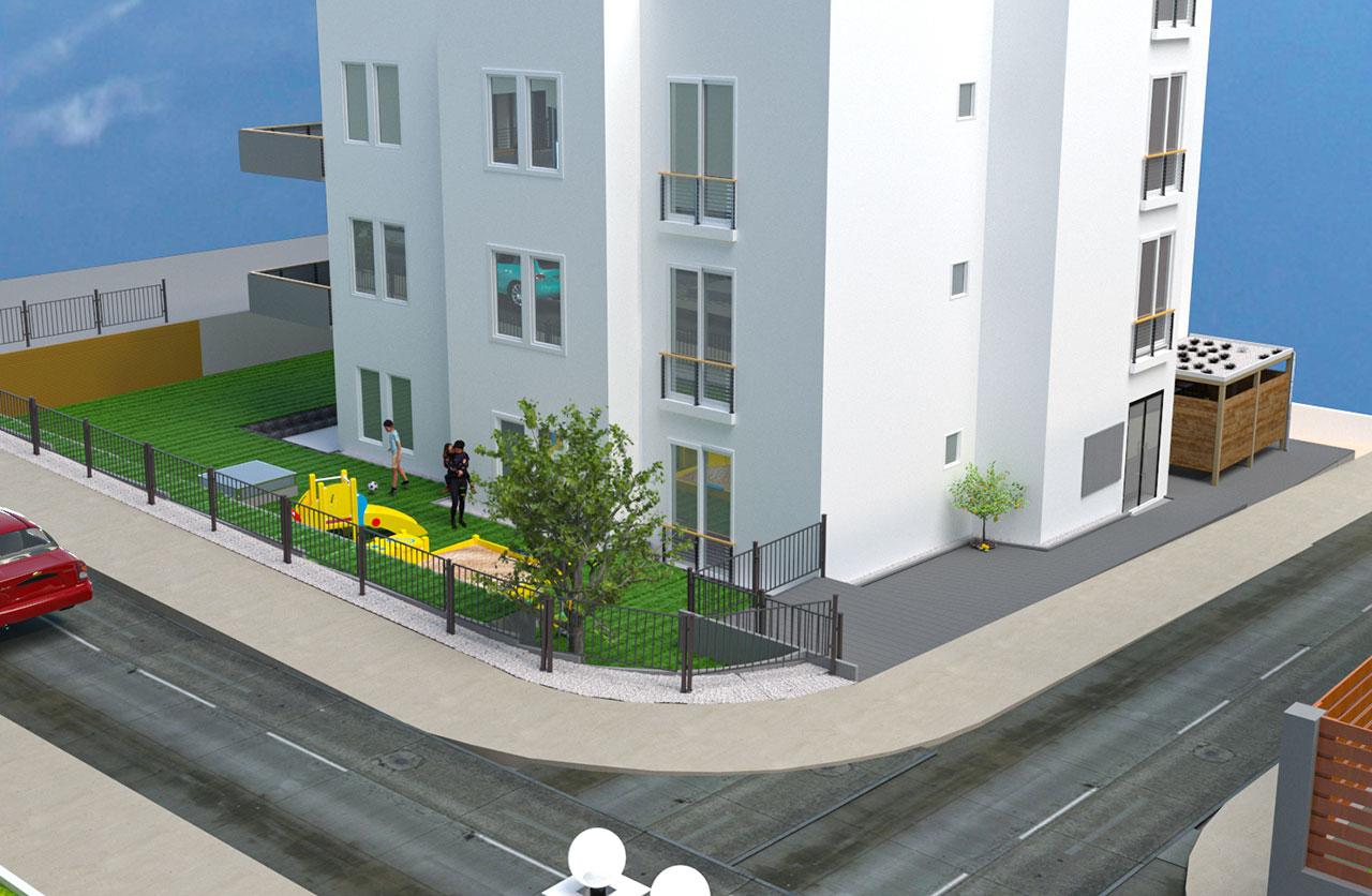 Architekt Mehrfamilienhaus