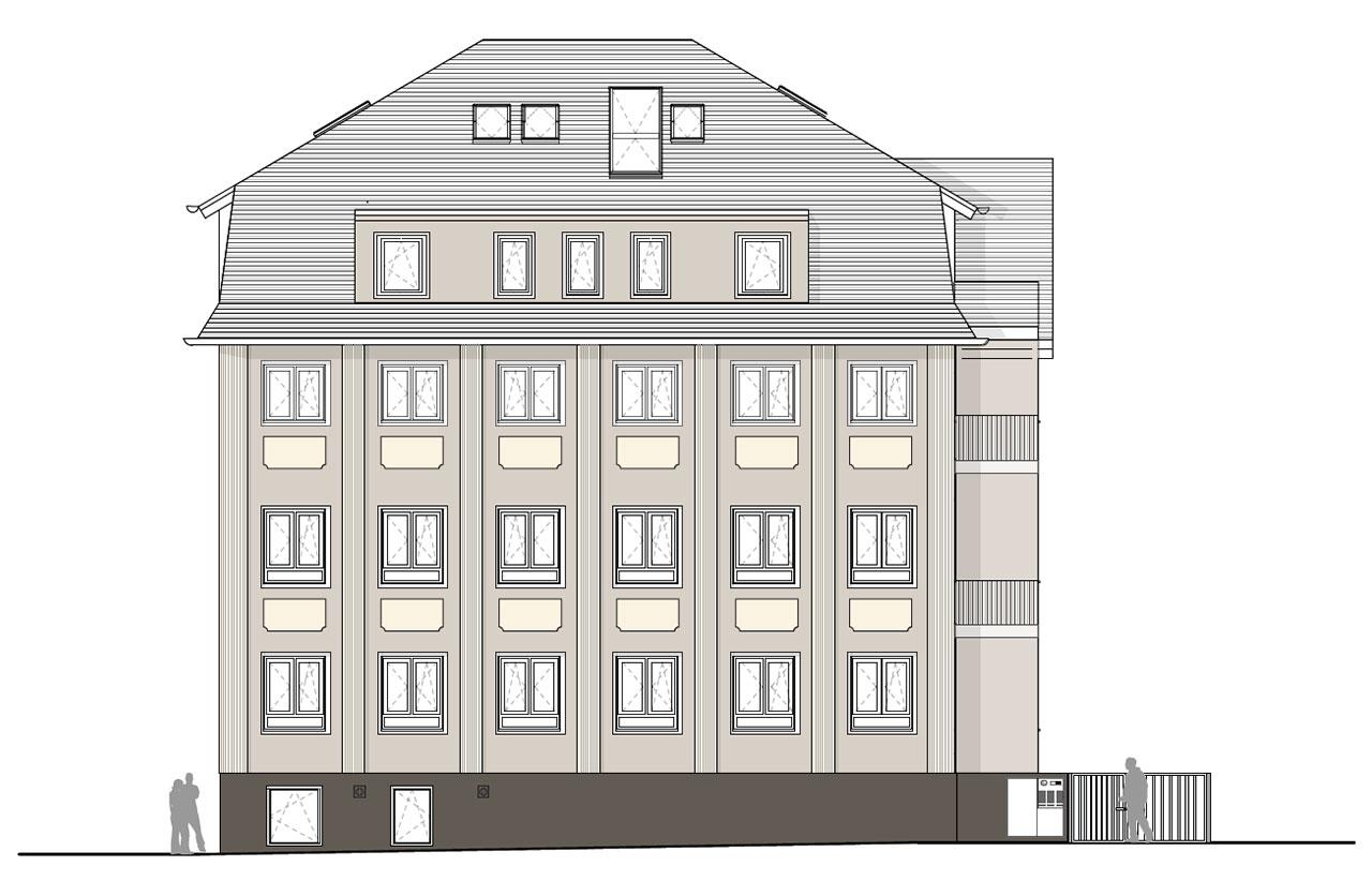 16 Partienhaus