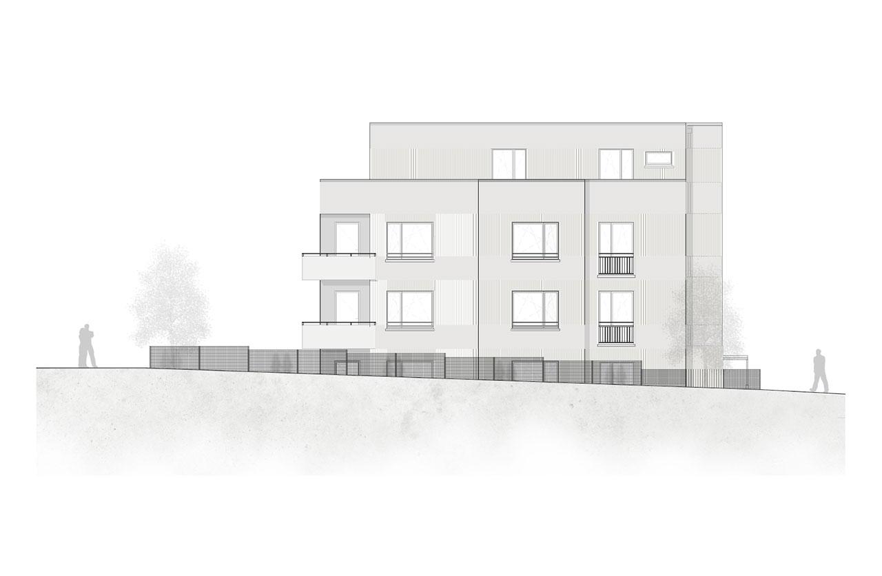 Architekt Neubau