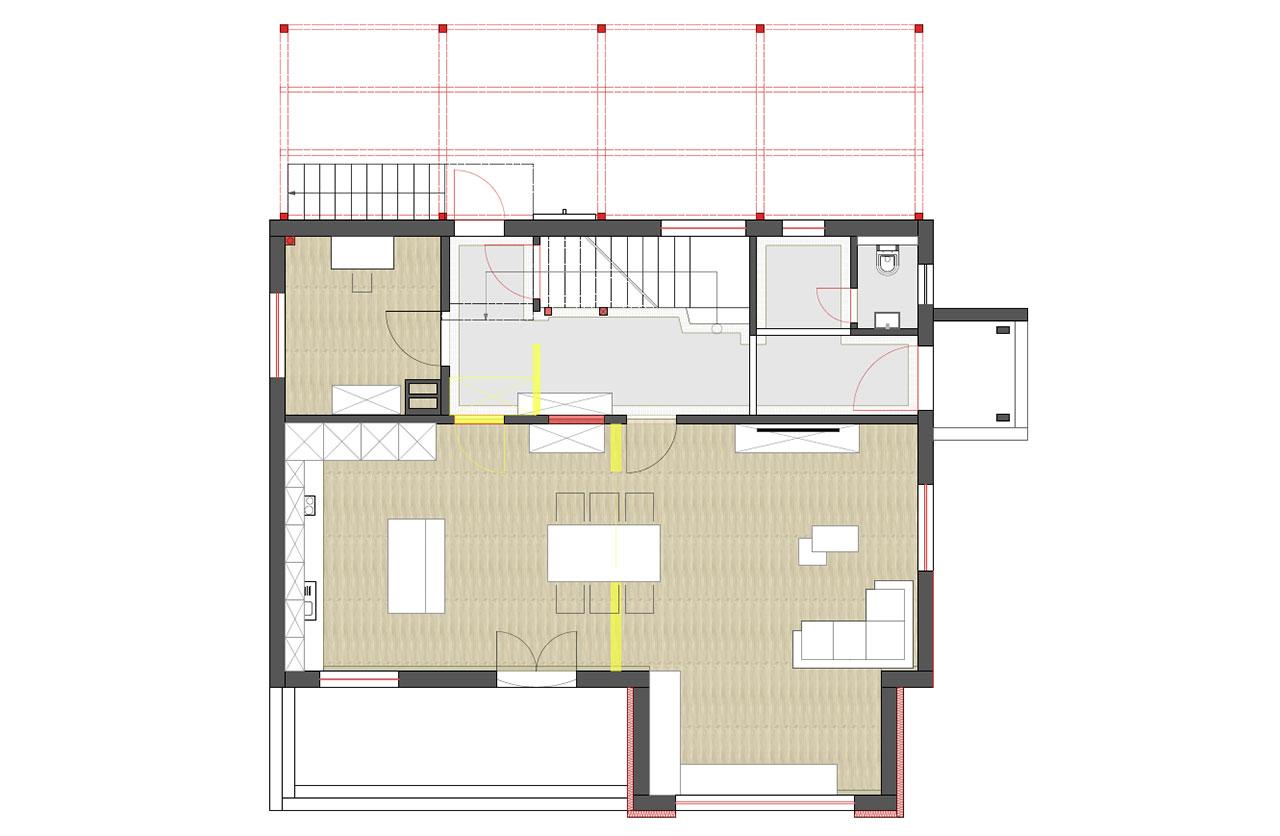 Einfamilienhaus Sanierung in Stuttgart